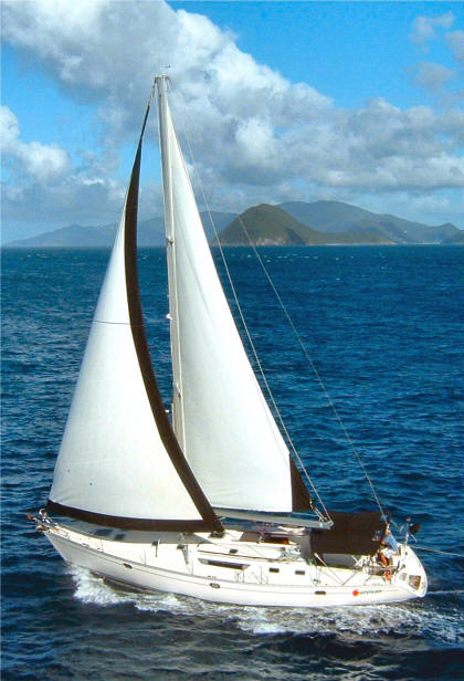 Picture of the sailboat Survivan